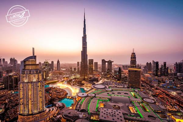 اقامتگاه در دبی
