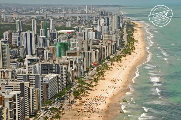 مناطق گردشگری برزیل