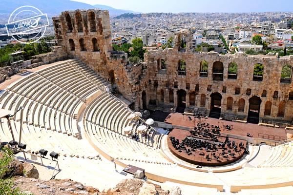 بهترین زمان برای رزرو تور یونان