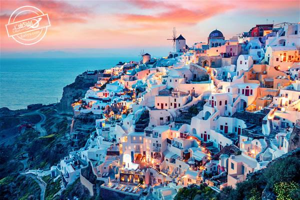 وسایل مورد نیاز در تور یونان