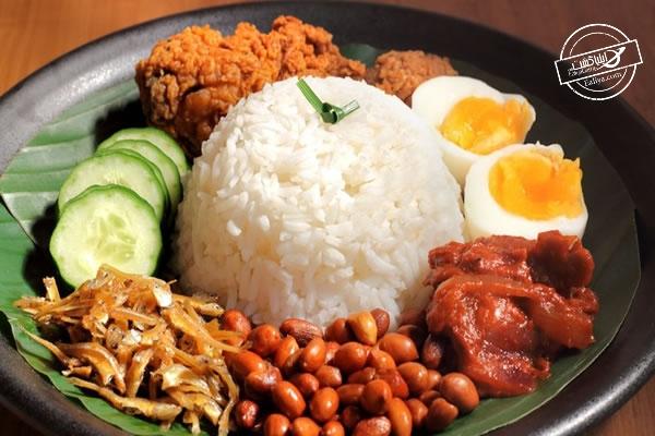 غذاهای مالزی