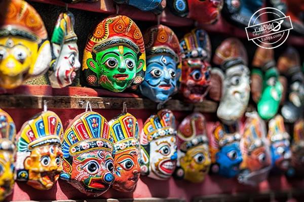 بازار های سنتی و محلی نپال