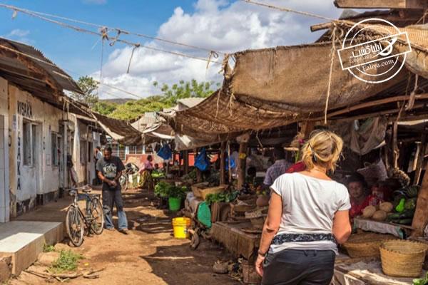جاذبه های تاریخی تانزانیا