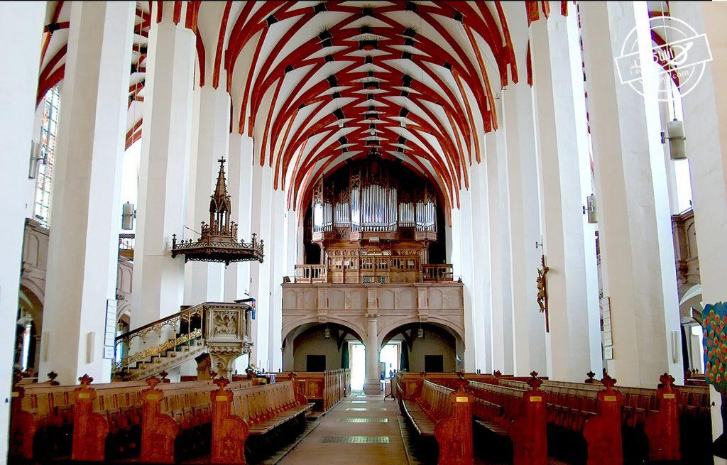 قدیمی ترین کلیسا استراسبورگ