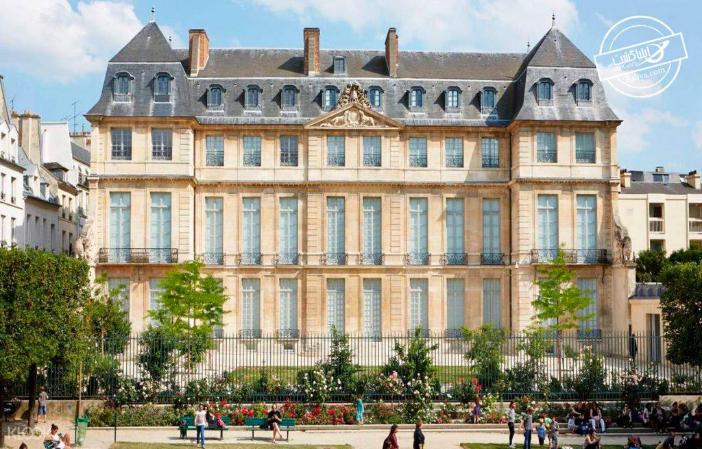 مکان کنسرت در پاریس