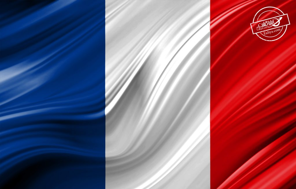 رنگ پرچم فرانسه