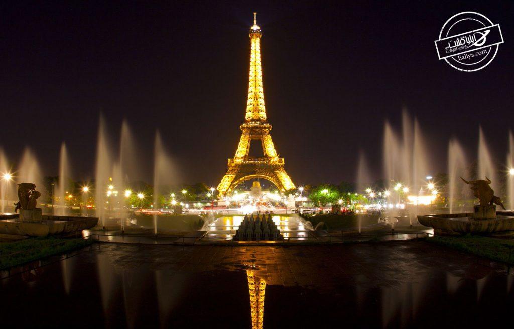 اماکن شب در پاریس