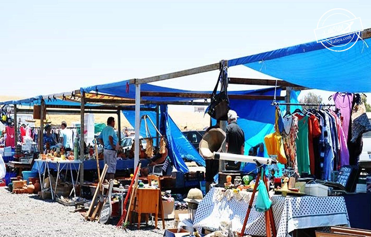 یکشنبه بازار لارناکا