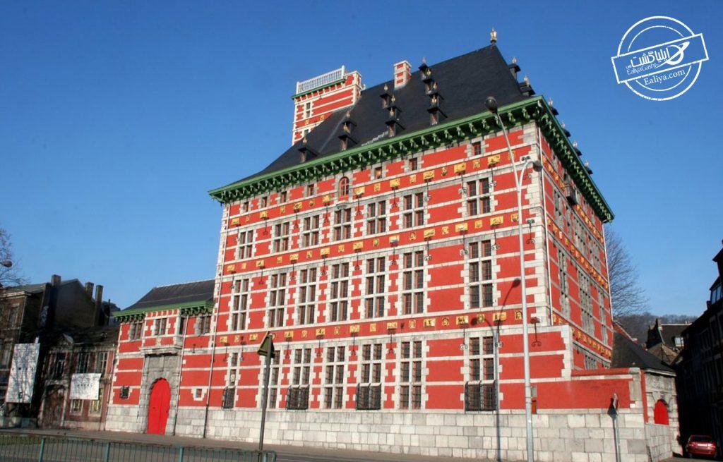 معروف ترین موزه بلژیک بنام گراند
