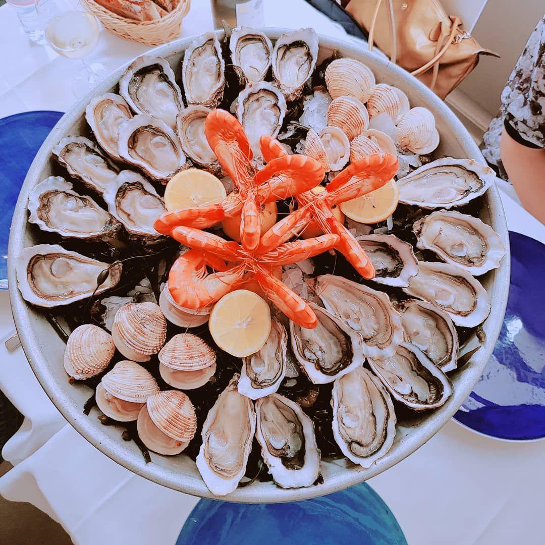 رستوران های دریایی پاریس