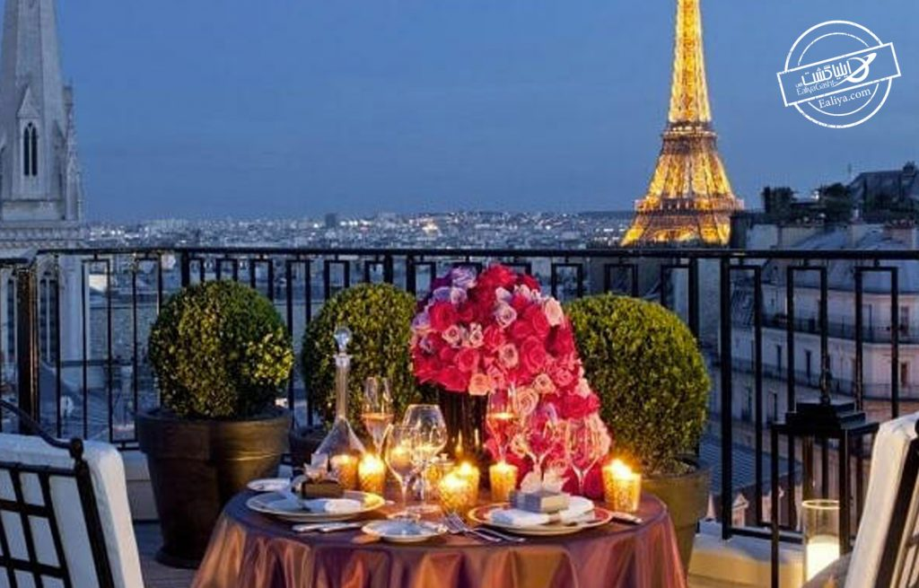 رستوران پاریس