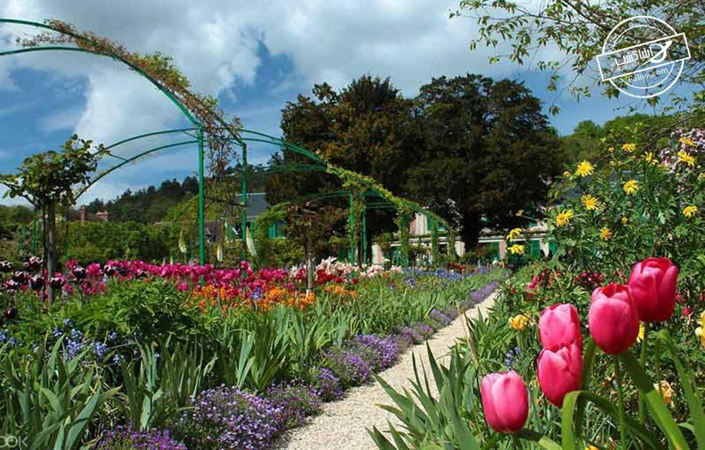 باغ های گیاه شناسی سنگاپور در فرانسه