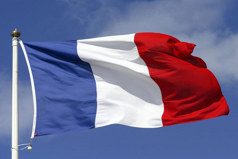 تاریخ کامل پرچم فرانسه