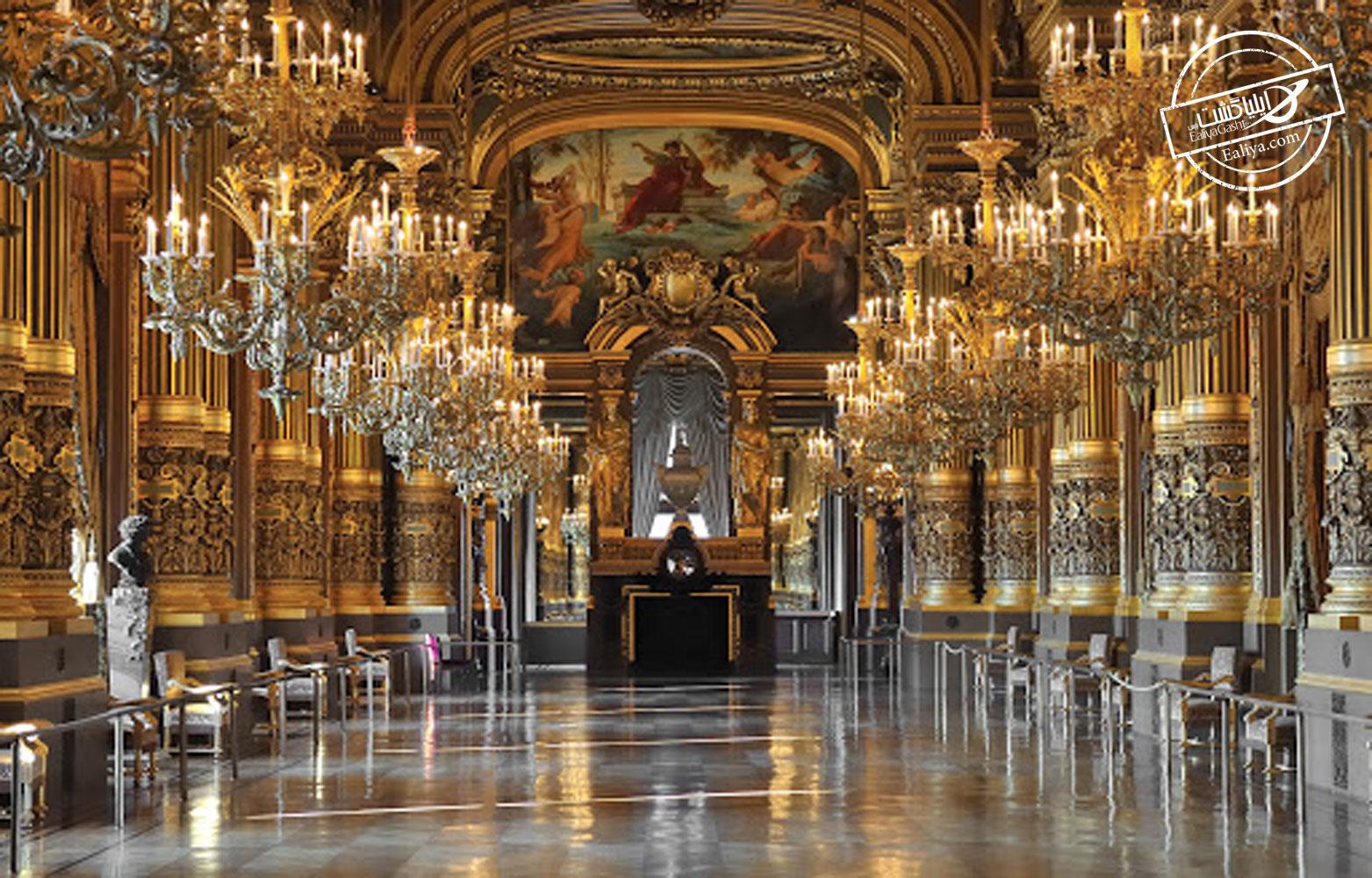کاخ سلطنتی فرانسه