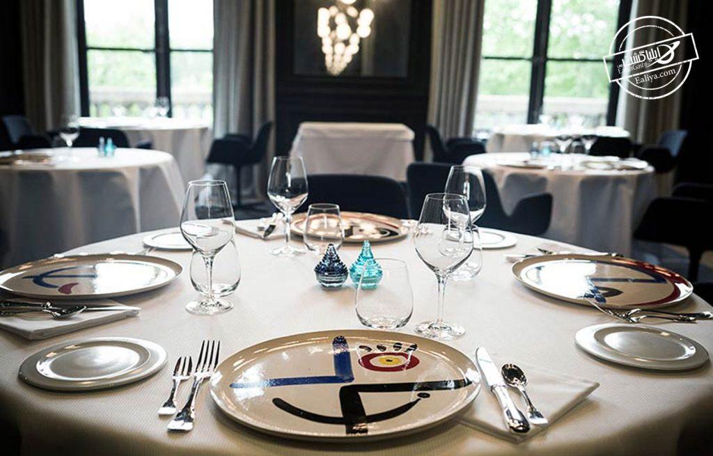 لوکس ترین رستوران پاریس