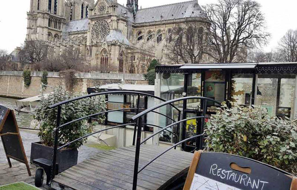 گران ترین رستورانی های پاریس