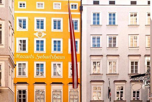 موزه های سالزبورگ