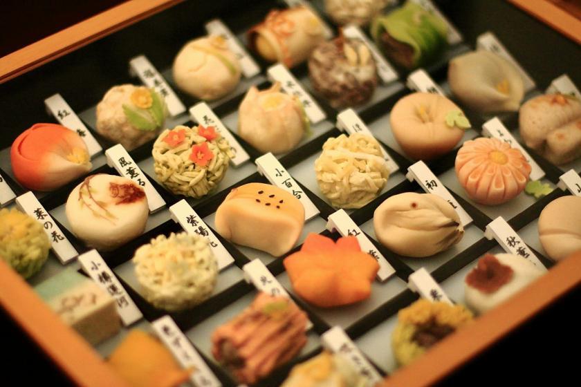 شیرینی های سنتی ژاپن