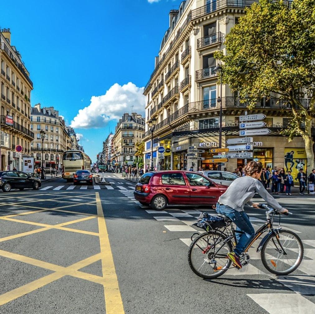 شبکه های حمل ونقل در پاریس
