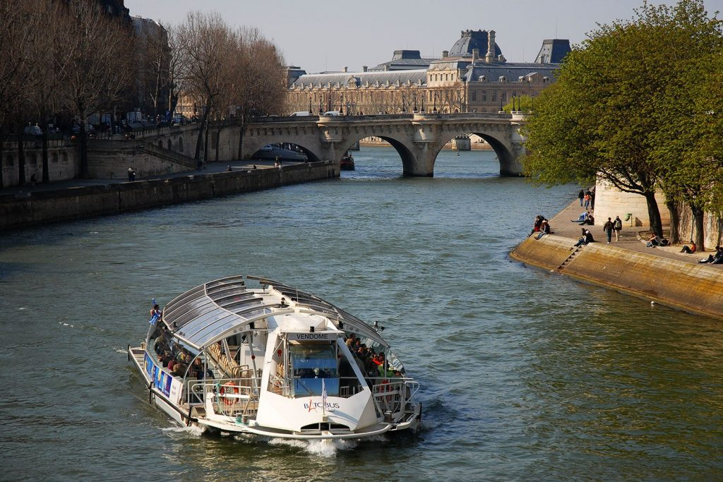 آشنایی کامل باسیستم حمل ونقل پاریس