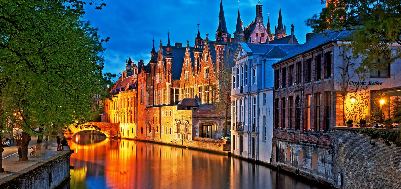 جاذبه های گردشگری بلژیک