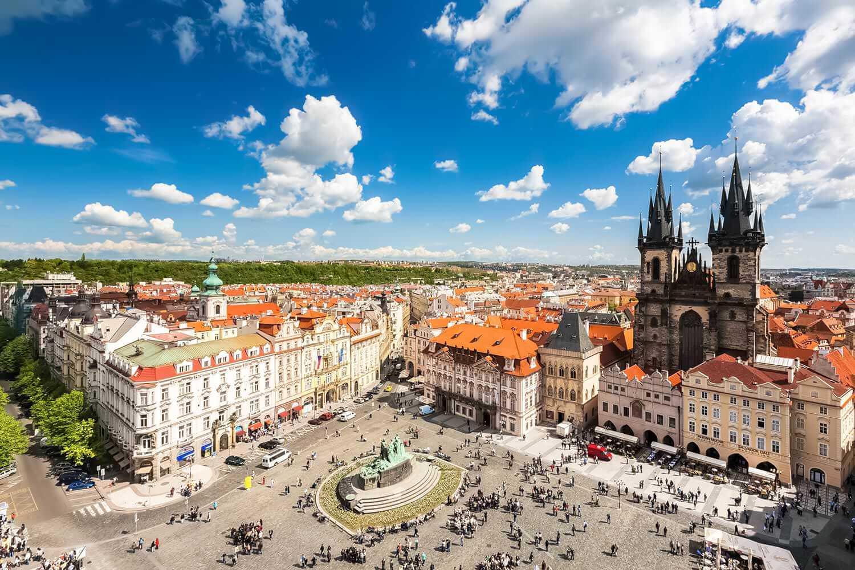 تفریحات رایگان در پراگ