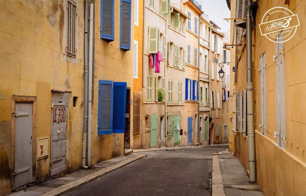 جاذبه های گردشگری شهر فرانسه