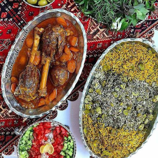 رستوران های ایرانی پاریس