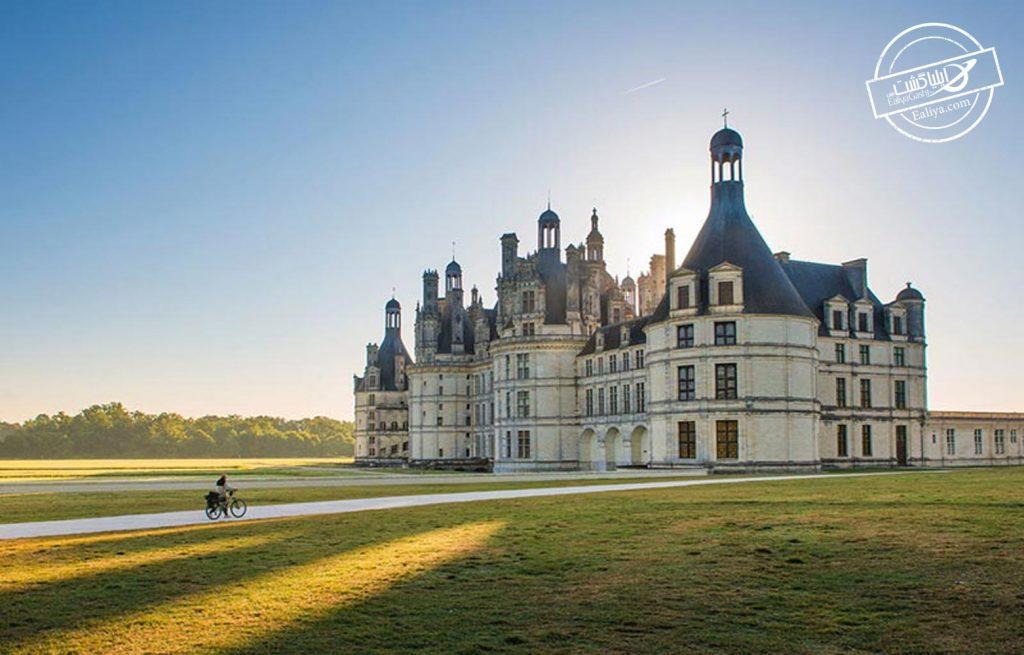 اثار ملی در فرانسه