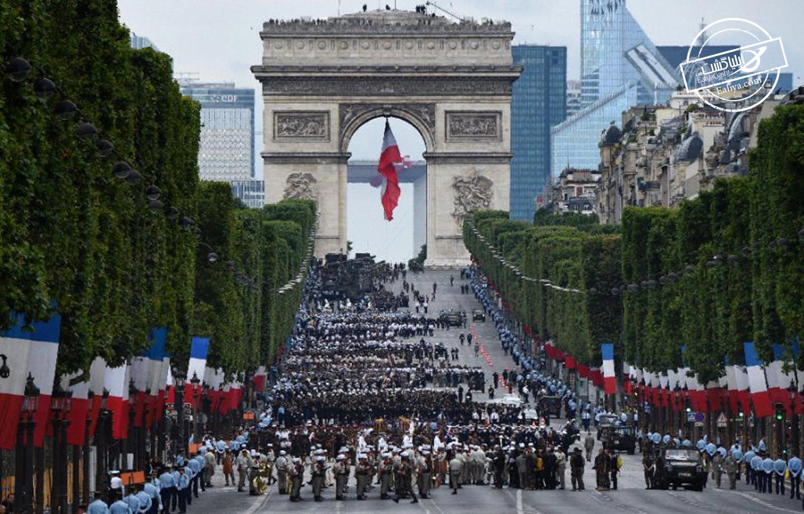 روز ملی فرانسه