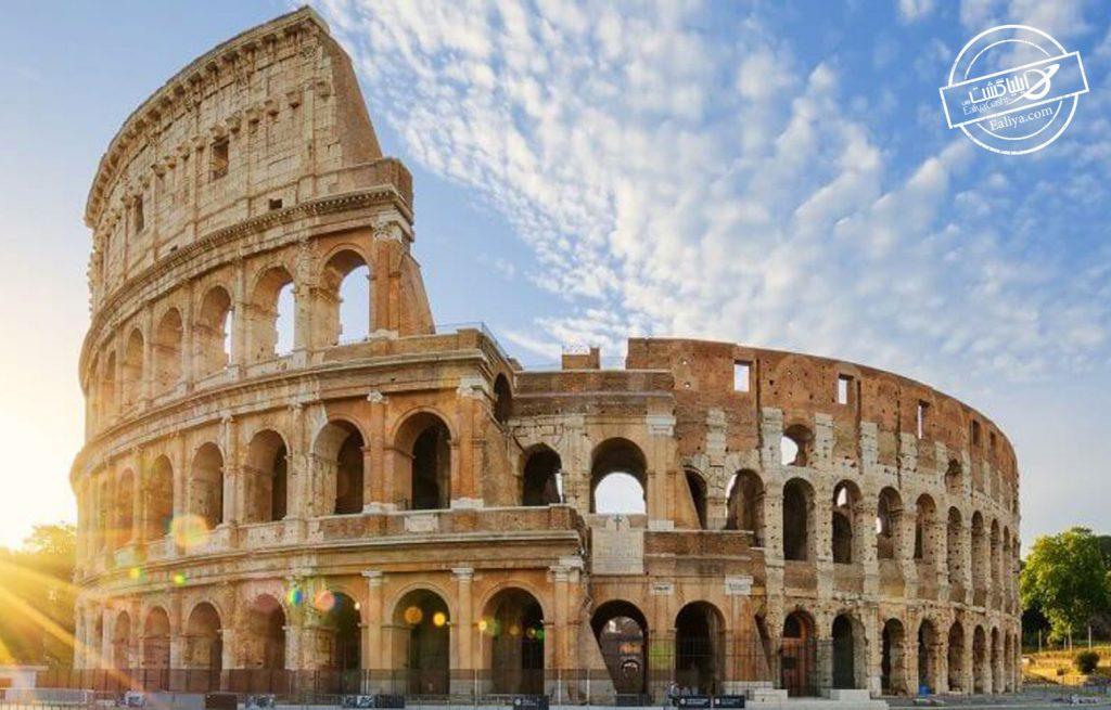 کولوسئوم معروفترین میدان رم