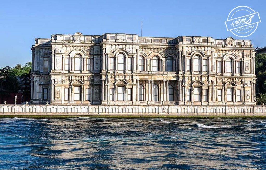 اولین سفر به استانبول و تنگه بسفر