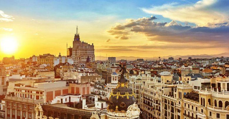 نمای زیبای اسپانیا