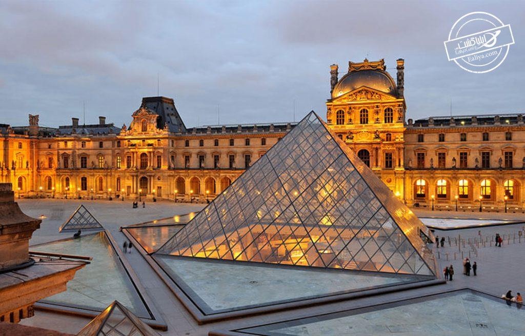 بهترین مناطق رزرو هتل پاریس