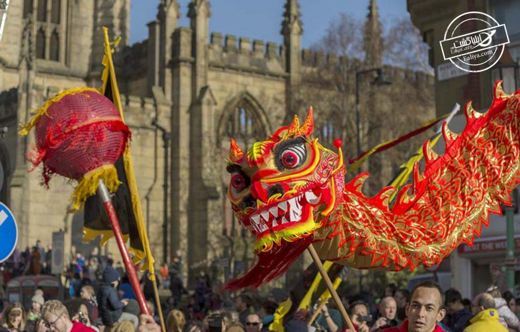 سال نوی چینی در لیورپول