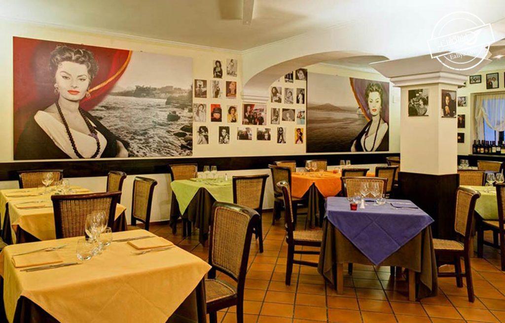 رستوران دونا سوفیا سورنتو