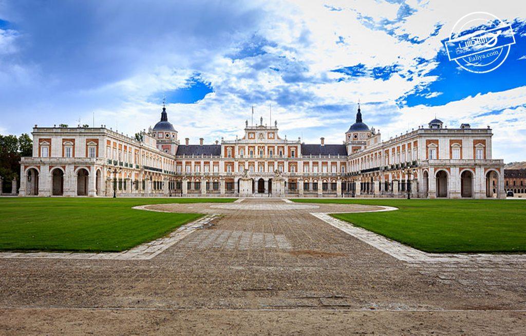 قصر سلطنتی Placio Real  درمادرید