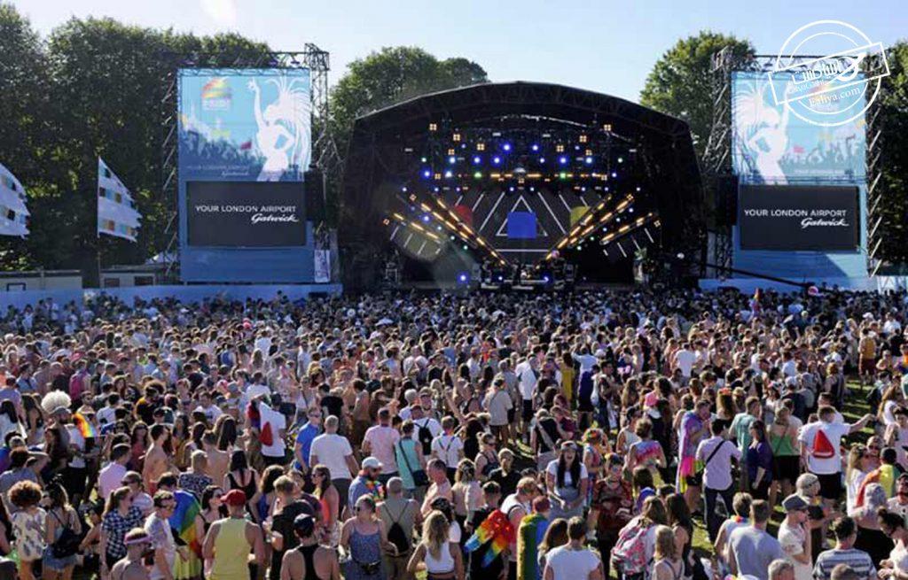 معرفی فستیوال های معروف بریتانیا