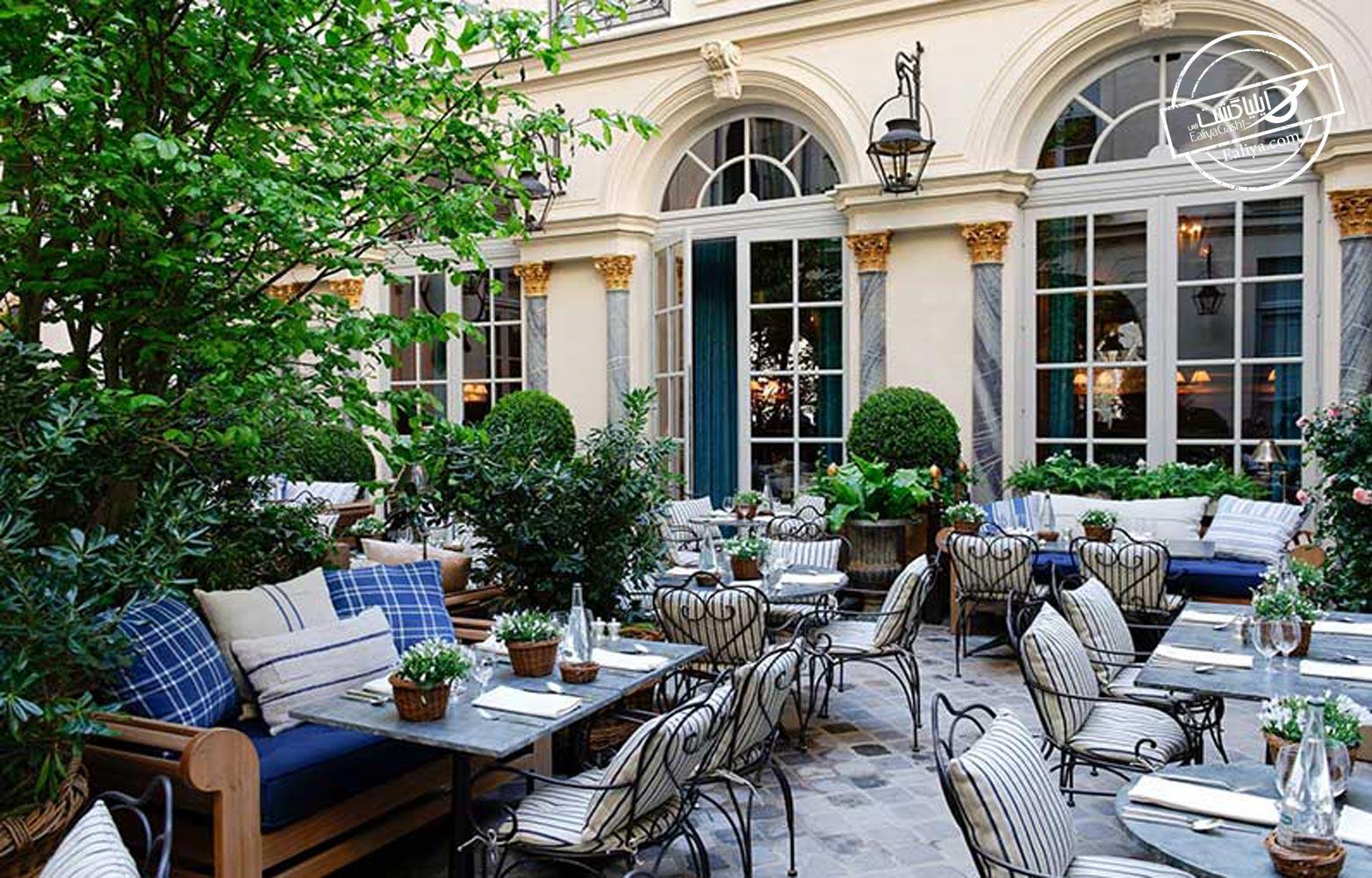 کافه بک یارد استانبول