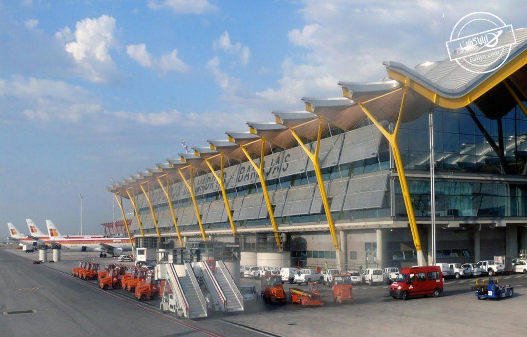 حمل و نقل فرودگاه باراخاس