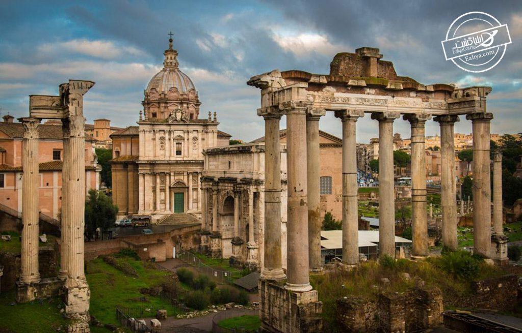 میدان رومی جاذبه رم