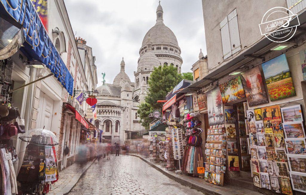 بهترین مناطق پاریس