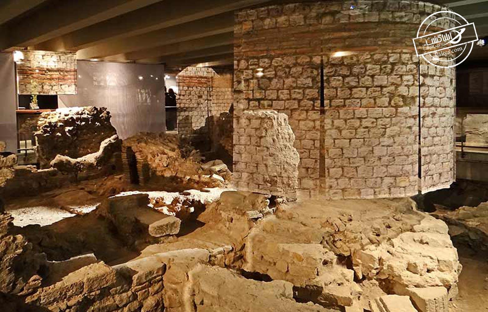 ویرانه های روم باستان