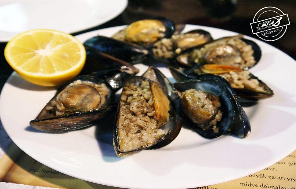 معروف ترین غذاهای خیابانی استانبول