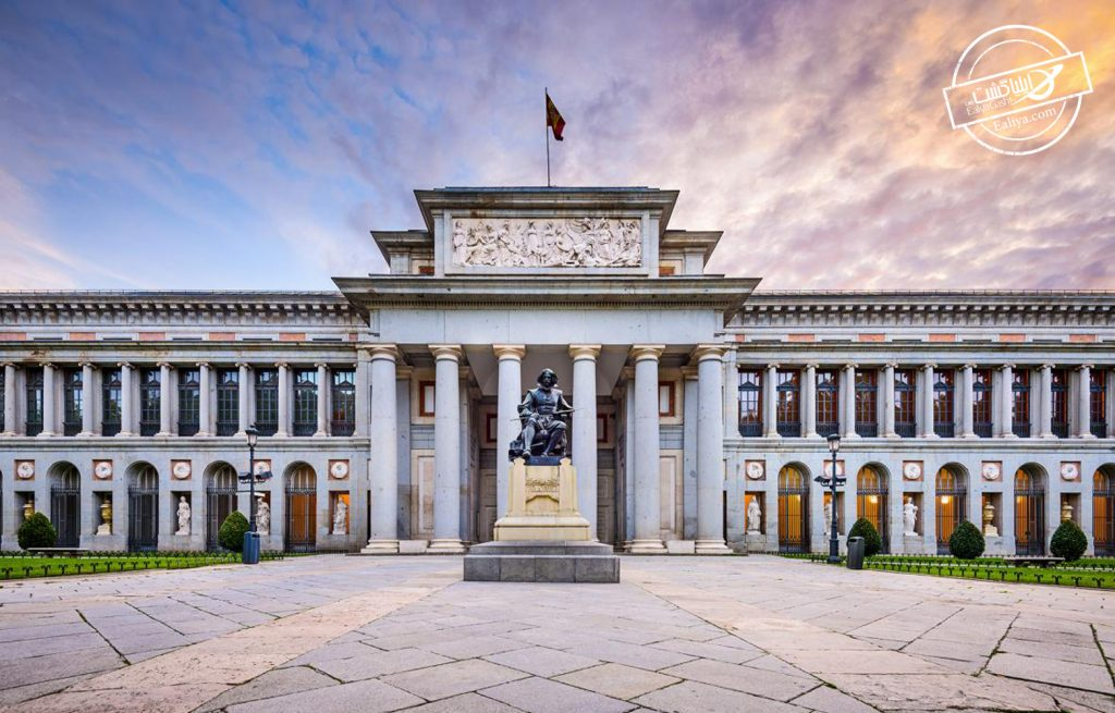 موزه دل پرادو در مادرید