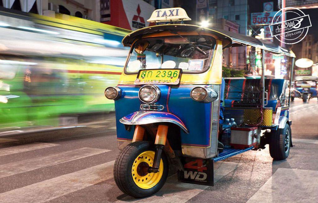 سیستم حمل نقل تایلند