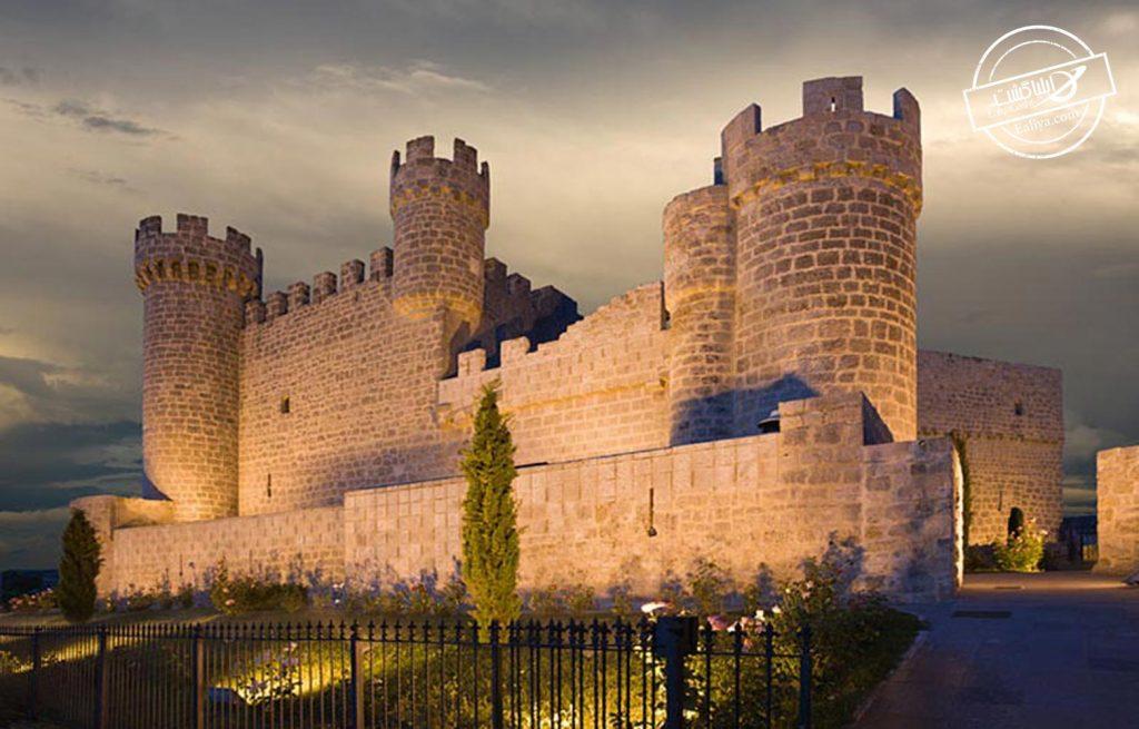 قلعه شهر بورگوس