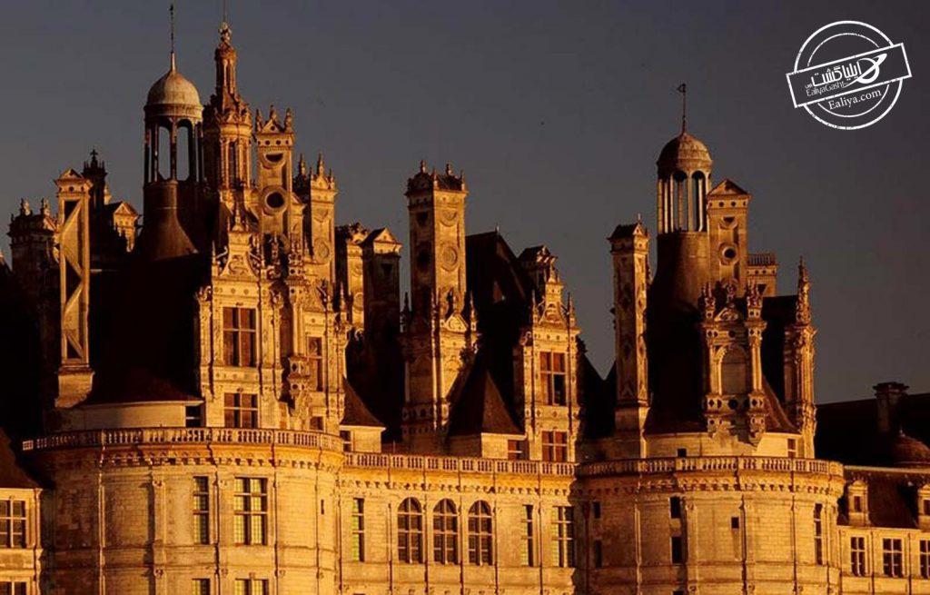 فرانسه و قلعه شامبورد