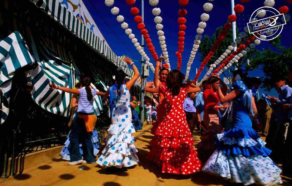 جشن های سنتی اسپانیا