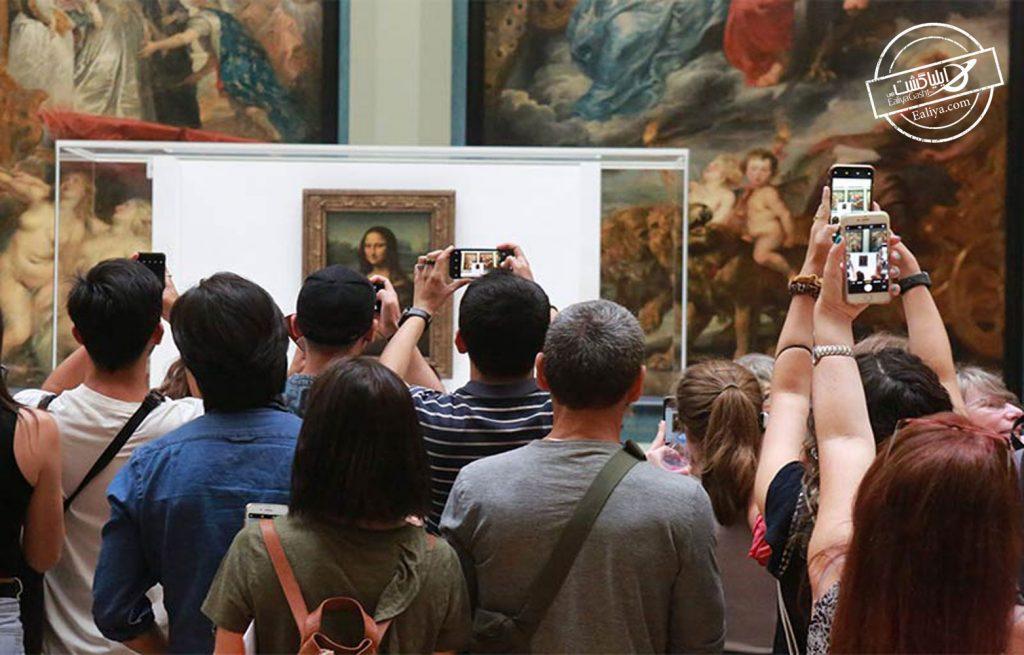نقاشی مونالیزا راز داوینچی